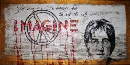John Lennon por Perfly